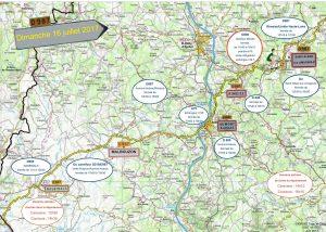 Tour de France 2017 - Impacts sur la circulation et conseils de sécurité
